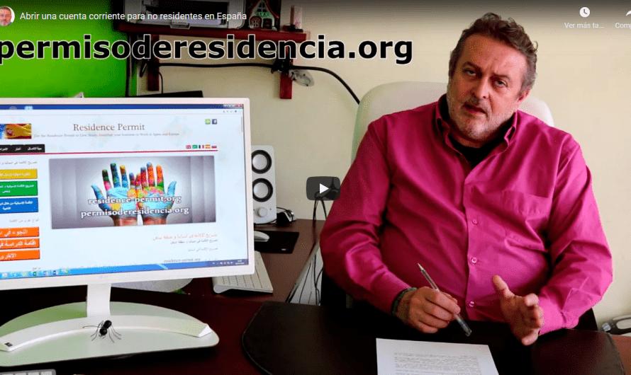 Avoir en Espagne un compte bancaire pour étrangers non-résidents